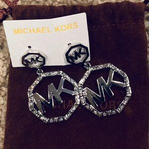 Micheal kors earrings